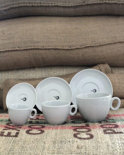 Original Kaffeefabrik – Tassen <br><br>