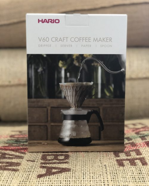 Hario – V60 Craft Coffee Maker <br><br>