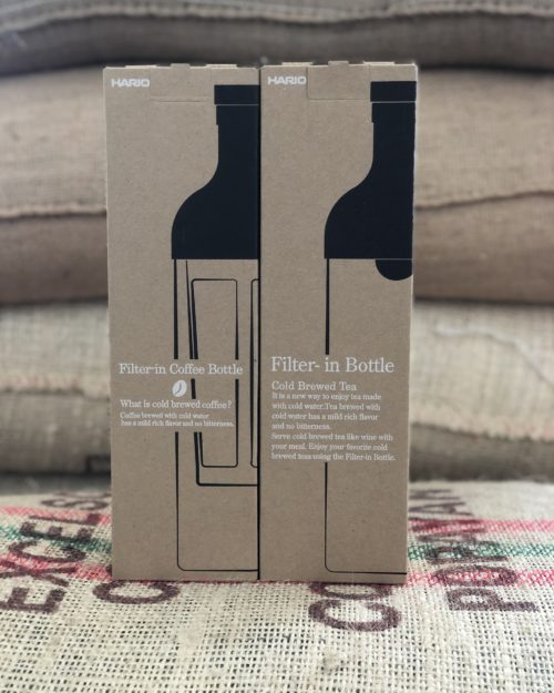 Hario – Filter in Coffee – Filter in Bottle