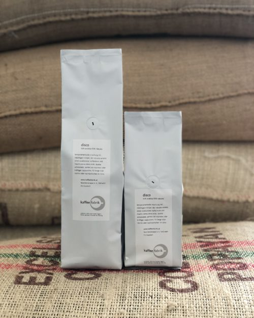 Espresso <br>Disco <br> Brasilien & Indien <br>