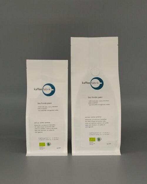 Bio Filter  <br>Fondo Paez – Kolumbien <br>washed process <br>